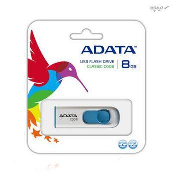 فلش مموری ای دیتا مدل C008 ظرفیت 32 گیگابایت با رابط USB 2.0