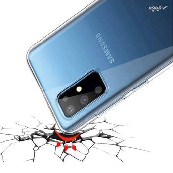 کاور گوشی موبایل مدل BLKN مناسب برای سامسونگ Galaxy A51