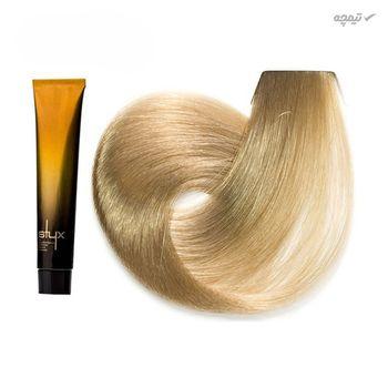 رنگ مو استایکس شماره 8S حجم 100 میلی لیتر رنگ بلوند شنی روشن
