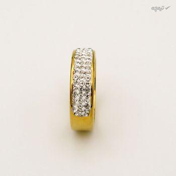 انگشتر زنانه مانچو کد R011
