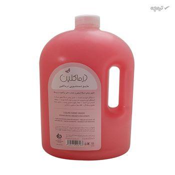 مایع دستشویی درماکلین مدل Bergamot حجم 3.75 لیتر