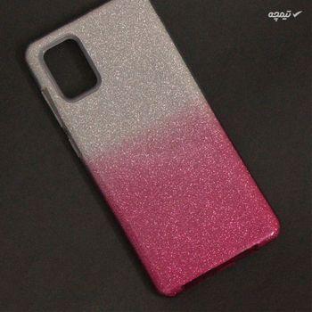 کاور طرح اکلیلی مدل Pu-01 مناسب برای گوشی موبایل سامسونگ Galaxy A31