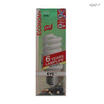 لامپ کم مصرف 16 وات ای وای سی کد SKI21 پایه E27