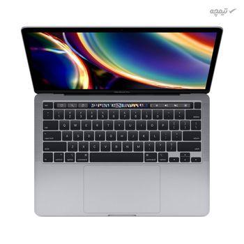 لپ تاپ 13 اینچی اپل مدل MacBook Pro MXK32 2020 همراه با تاچ بار، 8GB Core i5