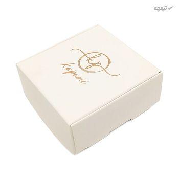 دستبند طلا 18 عیار زنانه کاپانی کد KB006