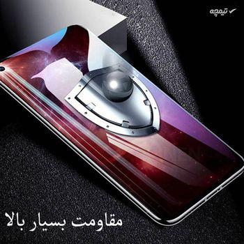 کاور گوشی موبایل مدل SLCN مناسب برای سامسونگ Galaxy A21s به همراه محافظ صفحه نمایش