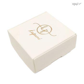 دستبند طلا 18 عیار زنانه کاپانی مدل KB005