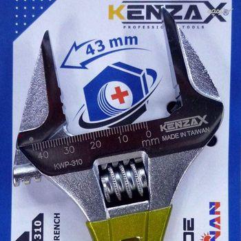 آچار فرانسه کنزاکس مدل KWP-310 سایز 10 اینچ