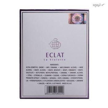 ادو پرفیوم زنانه فراگرنس ورد مدل ECLAT La Violette حجم 100 میلی لیتر