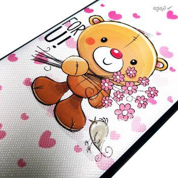 کاور گوشی موبایل طرح خرس کد CO949 مناسب برای گوشی موبایل سامسونگ Galaxy A21s