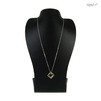 گردنبند نقره زنانه مانچو مدل sf6004