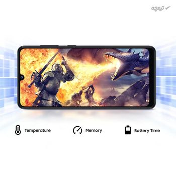 گوشی موبایل سامسونگ مدل Galaxy A31 دو سیمکارت، ظرفیت 128 گیگابایت با رم 4 گیگابایت