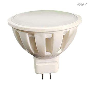 لامپ ال ای دی 5 وات مدل AB40 پایه GU5.3 بسته 40 عددی