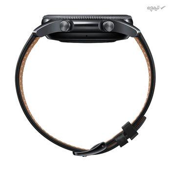 ساعت هوشمند سامسونگ مدل Galaxy Watch3 SM-R840 45mm با صفحه نمایش Super AMOLED