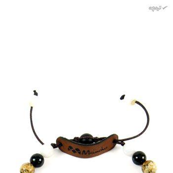 دستبند طلا 18 عیار مانچو مدل bfg057