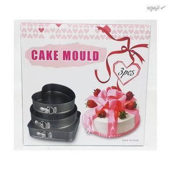 قالب کیک مدل 01 مجموعه 3 عددی