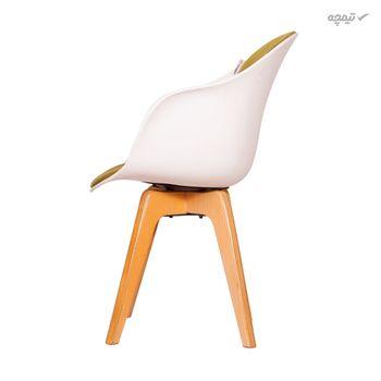صندلی پایه چوبی مدل CNTW