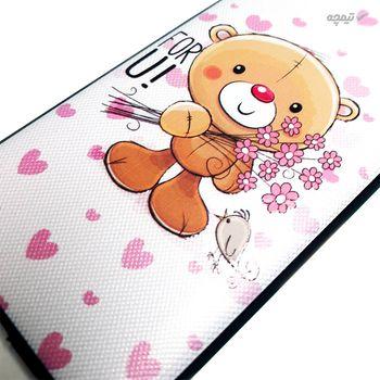 کاور گوشی موبایل طرح خرس کد CO1015 مناسب برای گوشی موبایل سامسونگ Galaxy A51