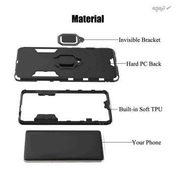 کاور گوشی موبایل مدل HC-001 مناسب برای سامسونگ Galaxy A31