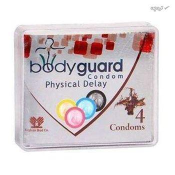 کاندوم ایکس دریم مدل Sword به همراه کاندوم بادی گارد مدل physical Delay بسته 4 عددی