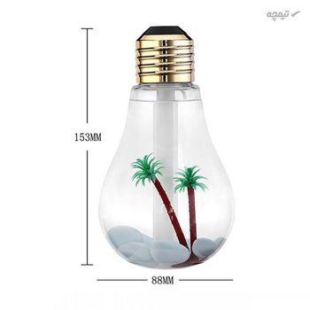 بخور سرد مدل Bulb با ظرفیت مخزن 400 میلی لیتر