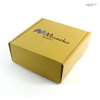 دستبند طلا 18عیار زنانه مانچو مدل bfg120