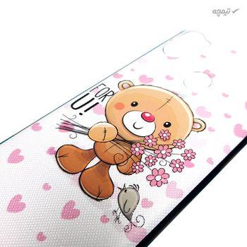 کاور گوشی موبایل طرح خرس کد CO975 مناسب برای سامسونگ Galaxy A11