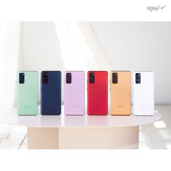 گوشی موبایل سامسونگ مدل Galaxy S20 FE 5G تک سیم کارت، ظرفیت 128 گیگابایت با رم 8 گیگابایت