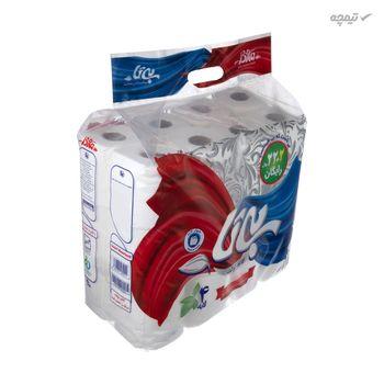 دستمال توالت بیتا کد 01 بسته 24 عددی دو لایه