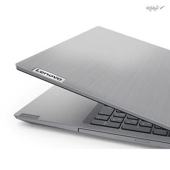 لپ تاپ 15.6 اینچی لنوو مدل i5(10210U)/8GB/1TB+128GB SSD/2GB(MX130)/FHD ،IdeaPad L3