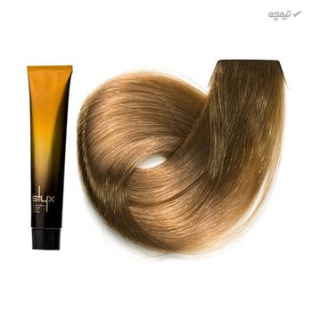 رنگ مو استایکس شماره 8.38 حجم 100 میلی لیتر رنگ بلوند گردویی روشن