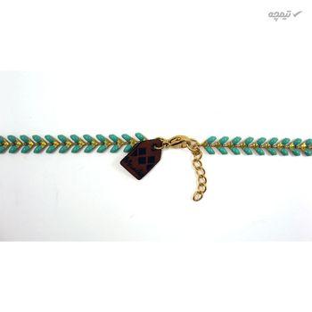 گردنبند طلا 18 عیار زنانه مانچو مدل sfg636
