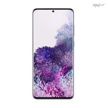گوشی موبایل سامسونگ مدل Galaxy S20 Ultra 5G SM-G988BDS دو سیمکارت، ظرفیت 128 گیگابایت با رم 12 گیگابایت