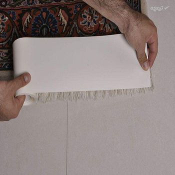 چسب محافظ ریشه فرش مدل Roll