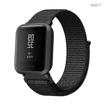 بند مدل nil_20 مناسب برای ساعت هوشمند شیائومی amazfit bip
