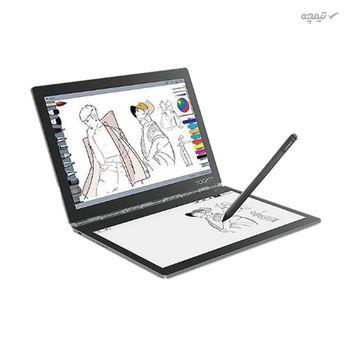 تبلت 10.8 اینچی لنوو مدل YogaBook C930 YB-J912F با ظرفیت 256 گیگابایت