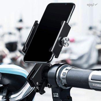 پایه نگهدارنده و هولدر گوشی موبایل باسئوس مدل knight motorcycle