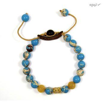 دستبند طلا 18عیار زنانه مانچو مدل bfg137