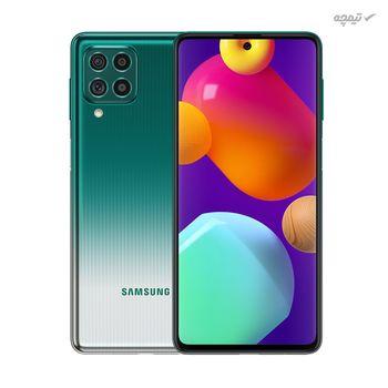 گوشی موبایل سامسونگ مدل Galaxy M62 دو سیم کارت، ظرفیت 128 گیگابایت با رم 8 گیگابایت