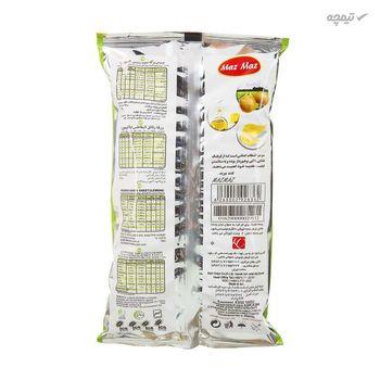 چیپس مزمز با طعم لیمویی مقدار 60 گرم
