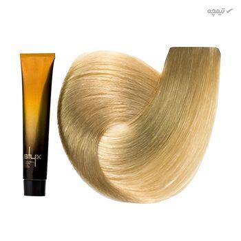 رنگ مو استایکس شماره 9 حجم 100 میلی لیتر رنگ بلوند بسیار روشن