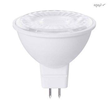 لامپ هالوژن 7 وات مدل FRQ پایه GU5.3 بسته 4 عددی