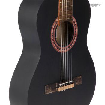 گیتار کلاسیک رویال کد 02 جنس صفحهی انگشتگذاری صنوبر