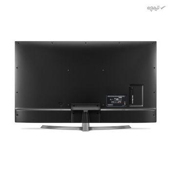 تلویزیون ال ای دی هوشمند ال جی مدل 55UJ69000Gl سایز 55 اینچ با کیفیت تصویر 4k
