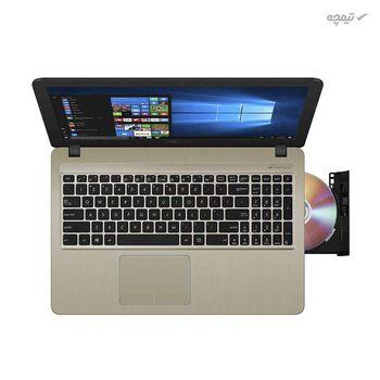 لپ تاپ 15 اینچی ایسوس مدل i3(8130U)/4GB/1TB/Intel(UHD Graphics 620)/FHD ،VivoBook X540UA
