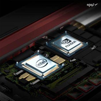 لپ تاپ 15 اینچی ایسر مدل i7(10750H)/16GB/1TB +256 SSD/6GB(GTX1660Ti)/FHD ،Nitro 5 AN515-55-70UZ