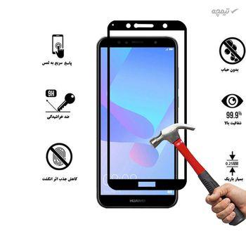 محافظ صفحه نمایش سرامیکی هورس مدل CMC-H مناسب برای گوشی موبایل هوآوی Y6 2018