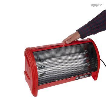 بخاری برقی ماد مدل راد با توان مصرفی 1800 وات