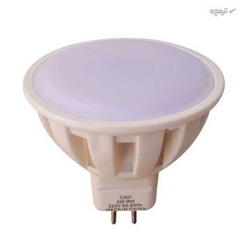 لامپ هالوژن ال ای دی 5 وات مدل CNP پایه سوزنی بسته 50 عددی