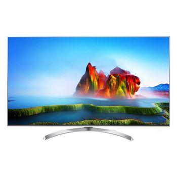 تلویزیون ال ای دی هوشمند ال جی مدل 49SJ80000GI-TA سایز 49 اینچ با کیفیت تصویر 4k